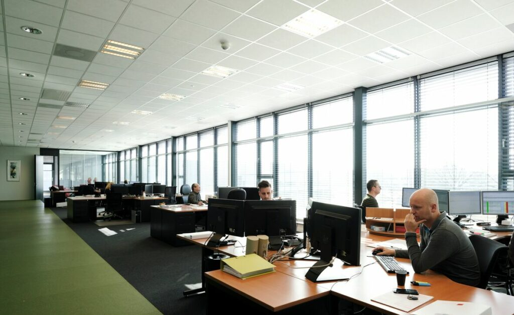 Welsi kantoor