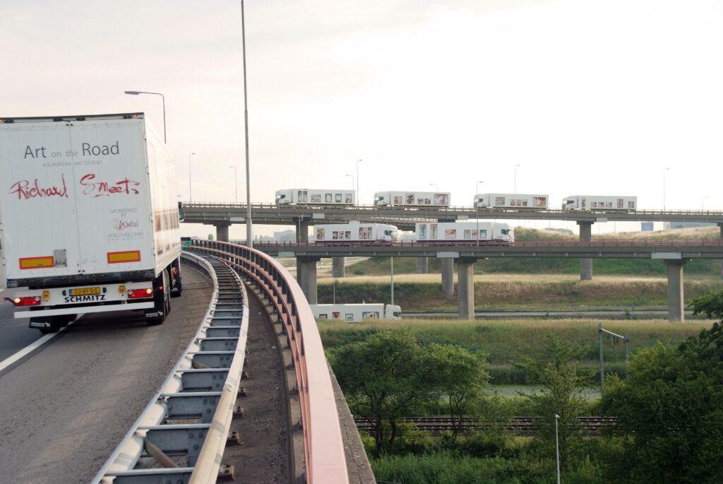 Welsi trucks snelweg Richard Smeets